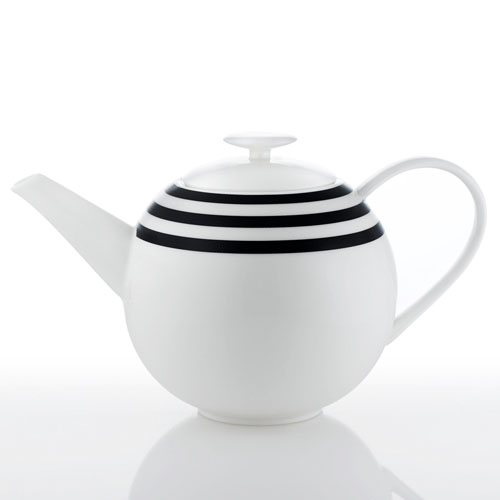 [화이트블룸] Black Edition Origin Teapot